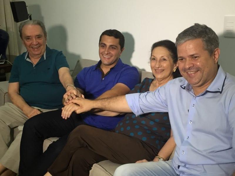 PMDB e PDT oficializam apoio a Júlio em Ceará-Mirim