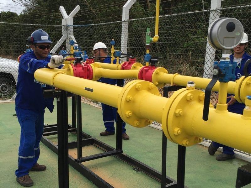 Potigás conclui obras do Gasoduto de Goianinha