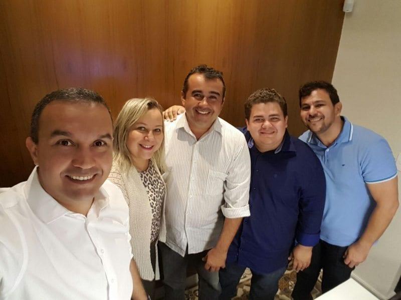 Sucessão em Natal: Kelps Lima anuncia apoio do PRP para sua candidatura