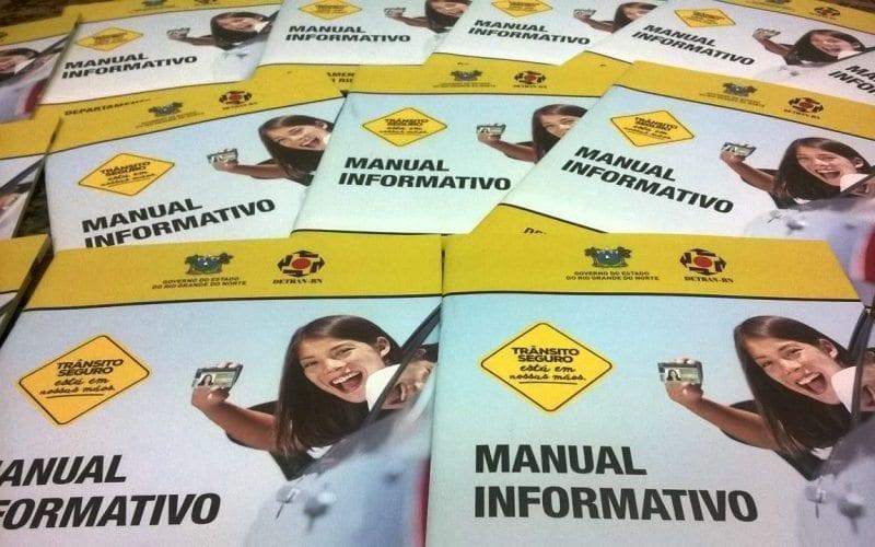 Detran/RN lança Manual Informativo para o usuário