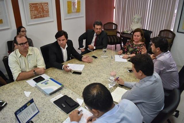 Reunião com Governo Federal debate Projeto de Integração do Rio São Francisco