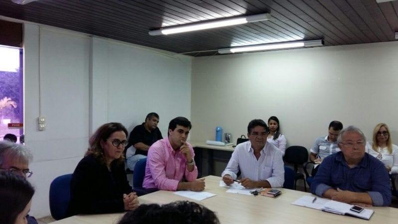 Secretários de planejamento da Região Metropolitana de Natal discutem ações para vencer a crise