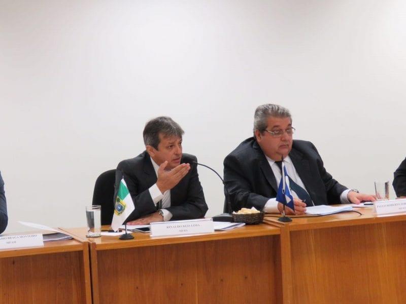 CNPG empossa PGJ/RN na presidência e realiza reunião ordinária em Natal