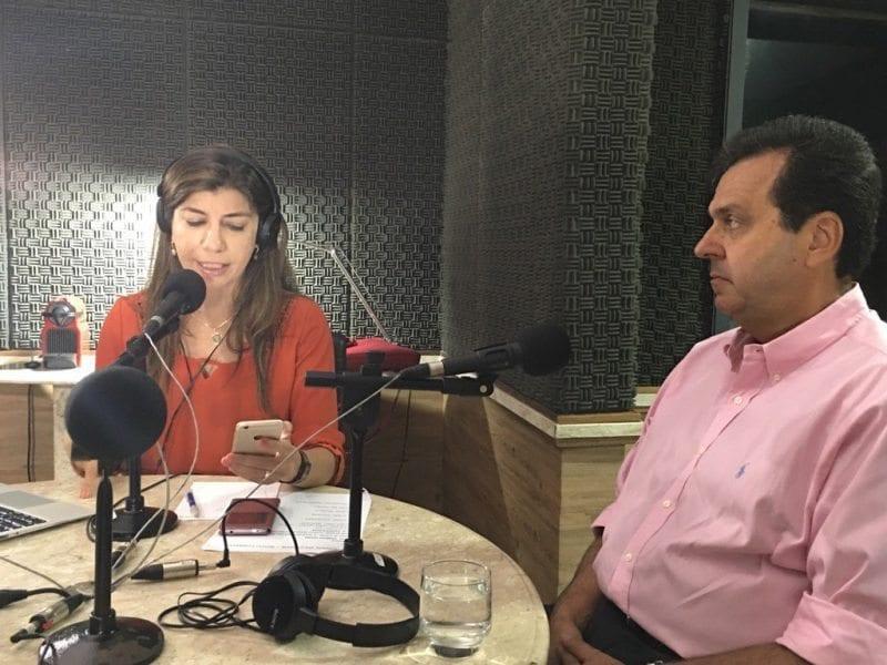 Carlos Eduardo confirma que vice será do PMDB, mas diz que participará da escolha