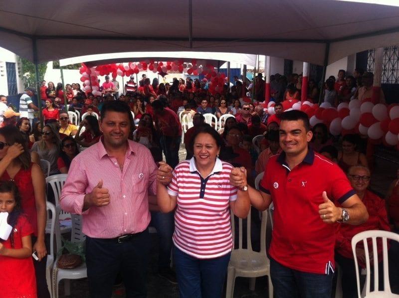 PT terá candidato próprio a prefeito em Monte das Gameleiras