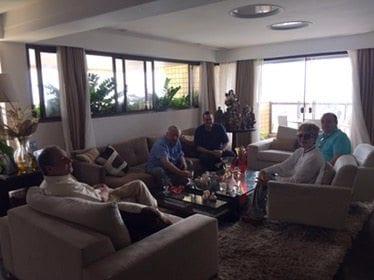 Wilma de Faria, José Agripino e líderes do PSDC discutem aliança proporcional em Natal