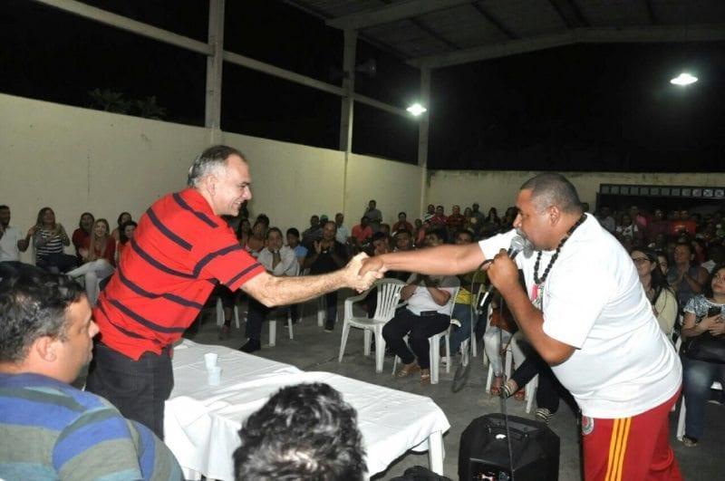 PR promove ato de filiação em São Gonçalo do Amarante