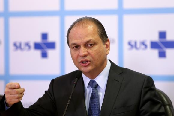 Ministro Ricardo Barros Foto: Agência Brasil