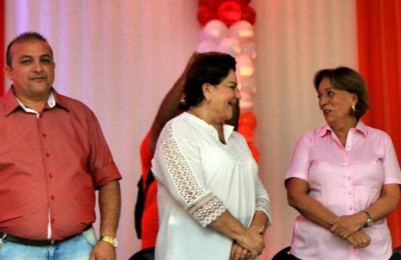 Sandra Rosado, eleita vereadora de Mossoró, conseguiu 2.129 votos
