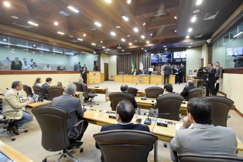 Assembleia Legislativa aprova 16 projetos de iniciativa parlamentar