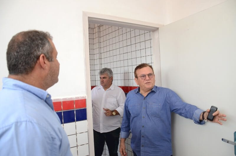 Prefeito Jaime Calado vai entregar seis unidades de saúde modelo até o final do ano