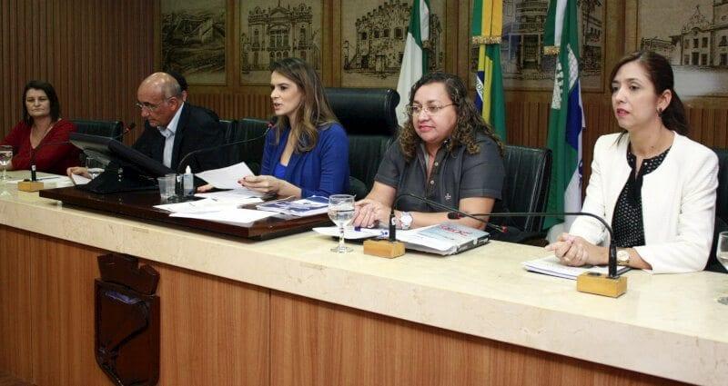 Frente Parlamentar da Câmara de Natal debate Plano de Atendimento Socieducativo