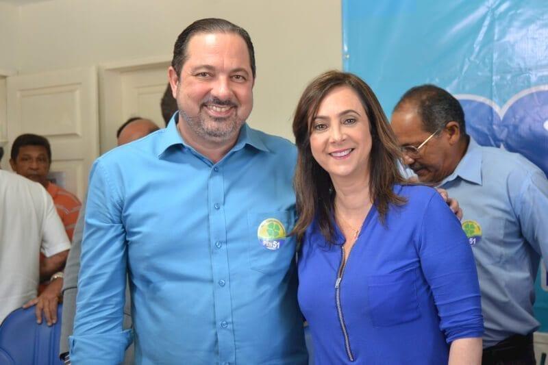 Deputada Márcia confirma pré-candidato a vice para disputar à Prefeitura do Natal