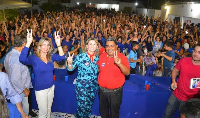 PR lança Shirley Targino como candidata a prefeita de Messias Targino