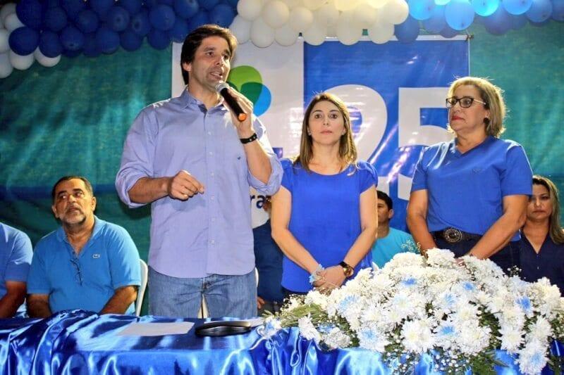 Democratas oficializa candidaturas à prefeitura em Parazinho e João Câmara