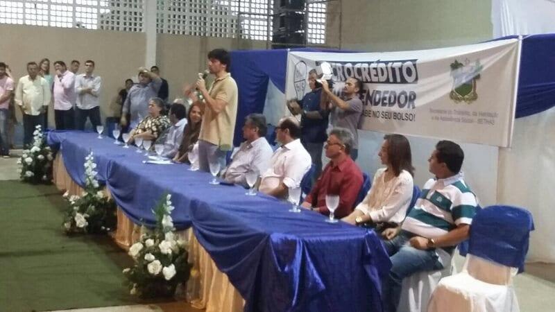 Microcrédito do Empreendedor foi entregue a 600 famílias de Ceará-Mirim