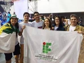 IFRN é o maior medalhista de ouro na Olimpíada Nacional em História do Brasil
