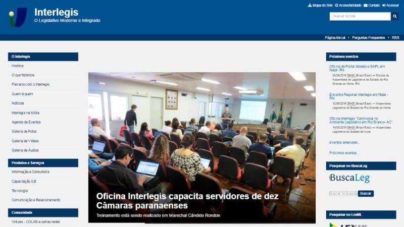 Assembleia e Interlegis vão capacitar servidores da 14 Câmaras potiguares