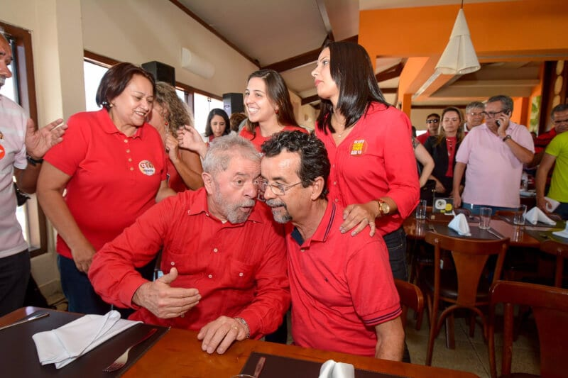 Ex-presidente Lula cumprirá agenda em Currais Novos