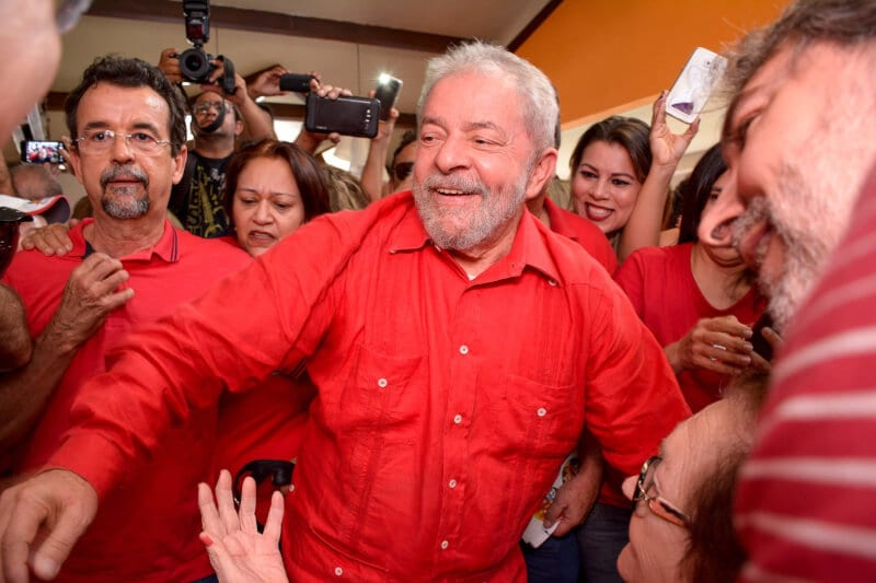 Definida agenda do ex-presidente Lula no RN