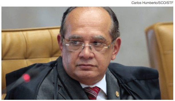 PGR arquiva pedido de suspeição de Gilmar Mendes feito pela Lava Jato