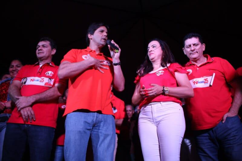 Deputado Felipe Maia cumpre agenda política em Florânia e Equador