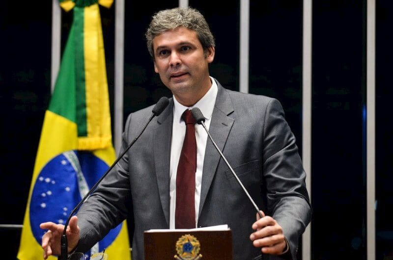 Senador Lindenberg Farias Foto: Jefferson Rudy/Agência Senado