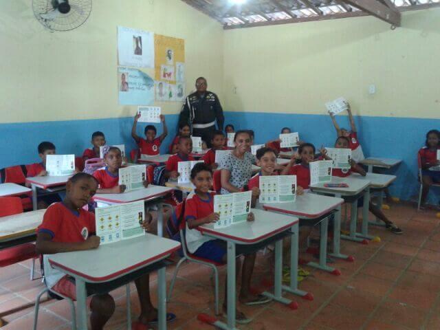 Projeto 'Educação de Trânsito nas Escolas' é realizado em Natal e São Gonçalo