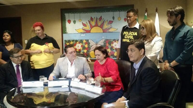 """Senadora Fátima afirma que situação dos servidores é """"insustentável"""""""