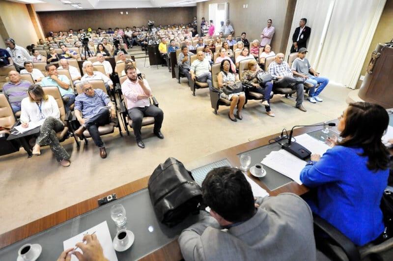 Assembleia discute futuro da Ceasa e deputados garantem recursos