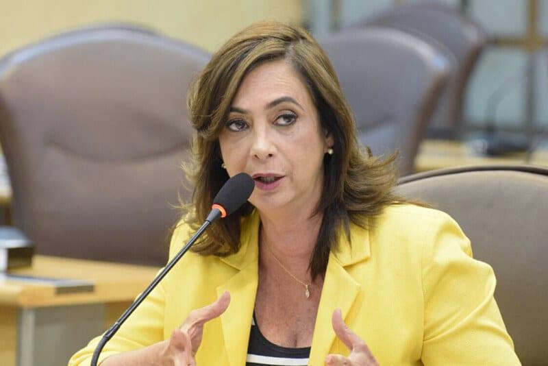 Deputada Márcia Maia faz apelo por investimentos em segurança