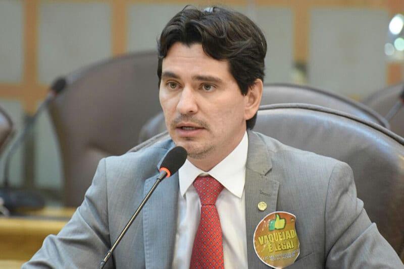 Deputado George Soares pede união política em favor da vaquejada