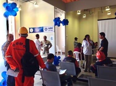 Projeto Saúde nos Portos é realizado no Porto de Natal