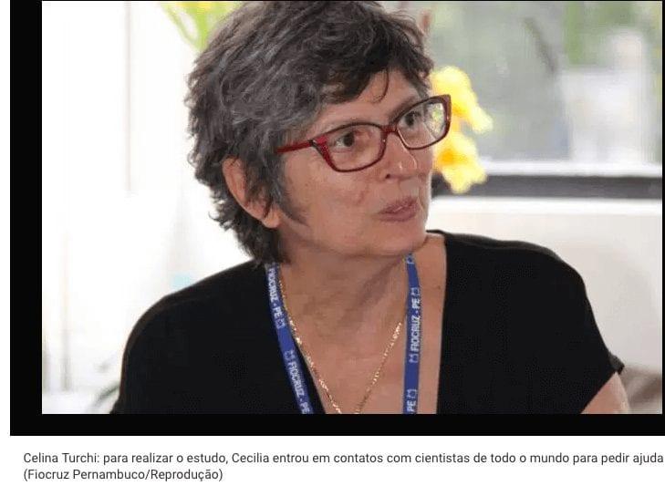 Brasileira está entre os 10 cientistas mais importantes de 2016