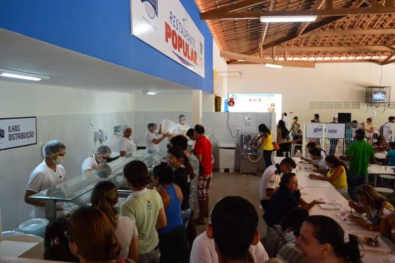 Governo do RN vai abrir novo Restaurante Popular em Mossoró