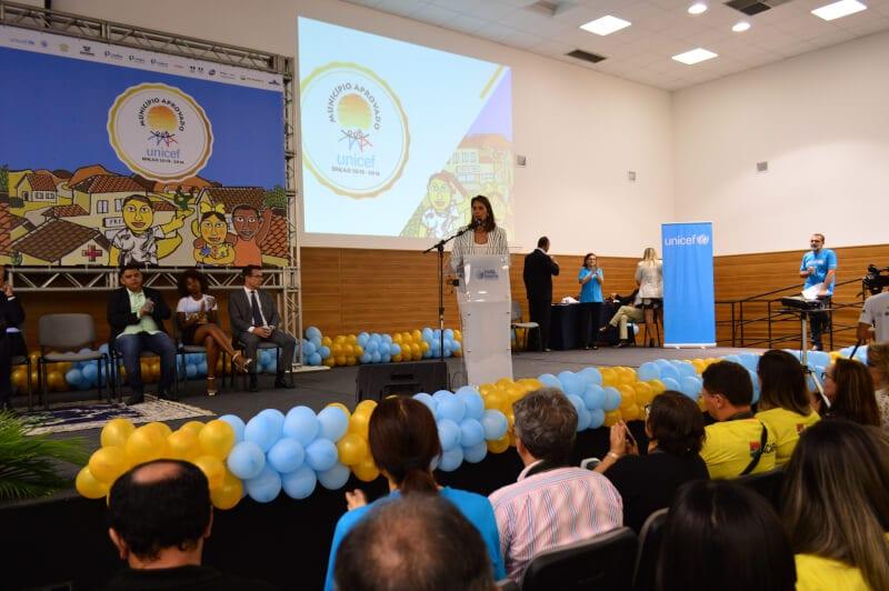 Municípios Potiguares recebem Selo da Unicef