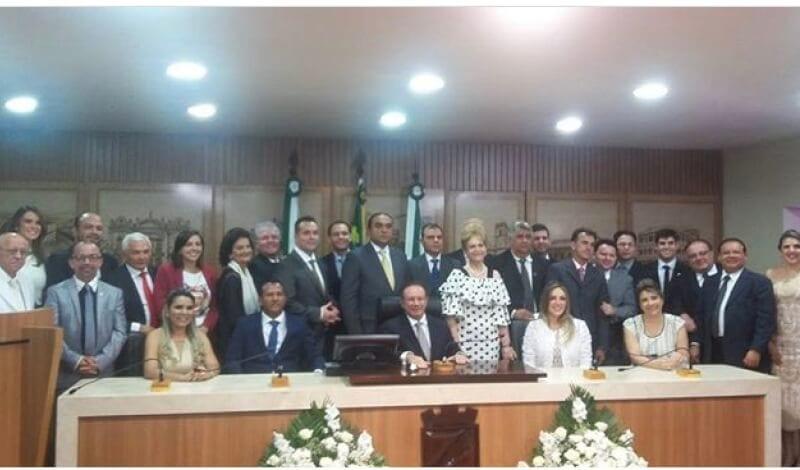 Vereador Raniere Barbosa eleito presidente da Câmara de Natal