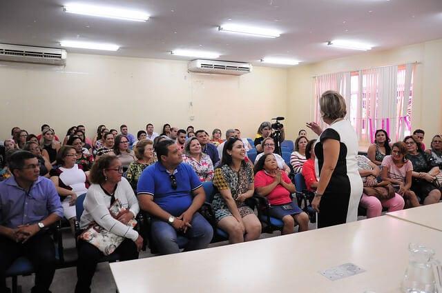 Rosalba será recebida quinta-feira pelo governador, em pauta: pedido para verba na saúde