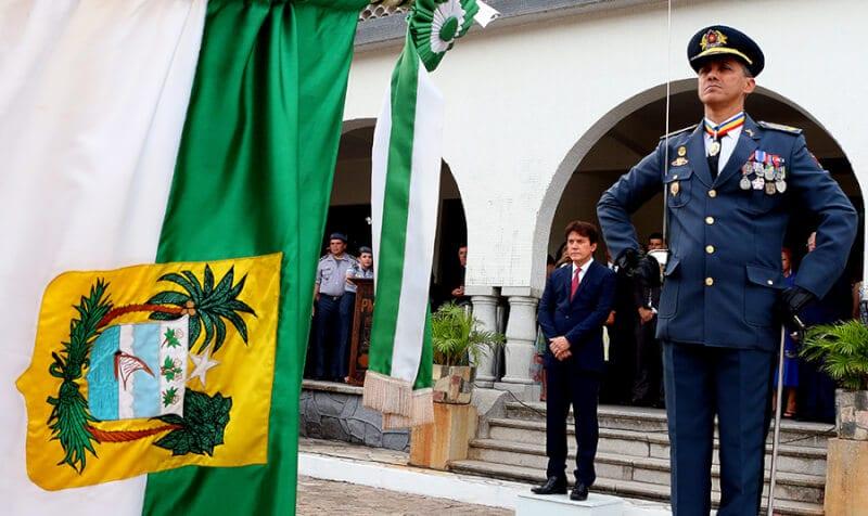 Coronel André Azevedo assume o comando da PM