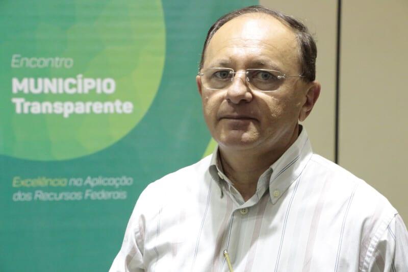 Presidente da FEMURN participa do Encontro Município Transparente, promovido pela CGU