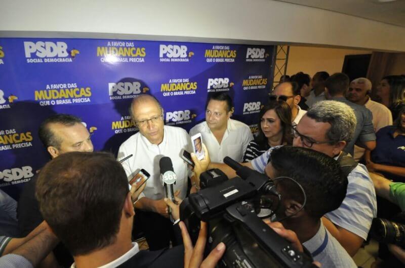 Líderes do PSD e PSDB do RN se reunirão hoje em jantar na cidade de Brasília