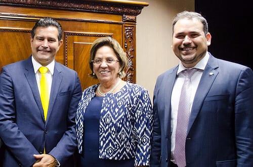 Prefeita Rosalba Ciarlini terá reunião com o ministro dos Transportes para tratar sobre passarelas do Complexo Viário