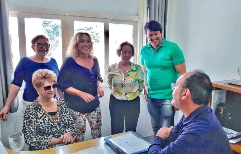 Vereadora de Natal Wilma de Faria retoma atividades na Câmara de Natal