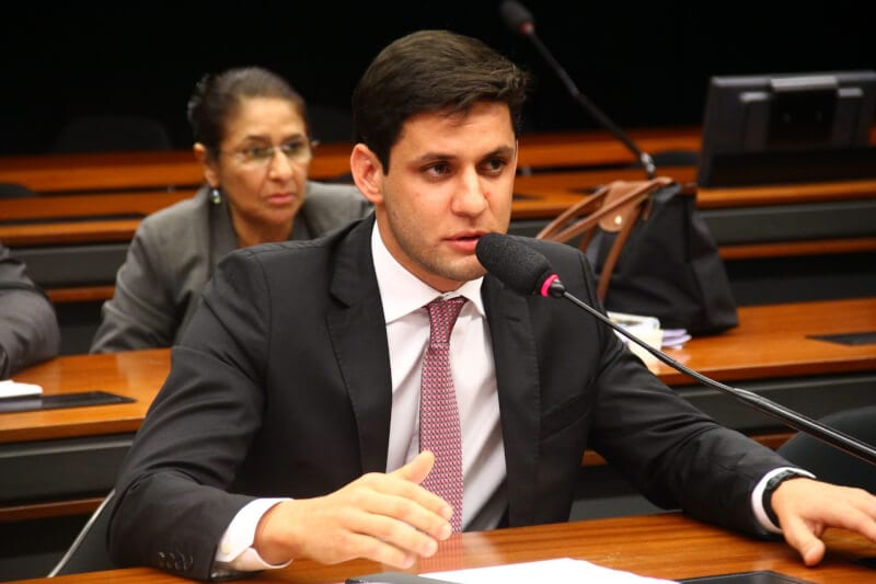 Deputado Rafael Motta assume vice-liderança do PSB na Câmara dos Deputados