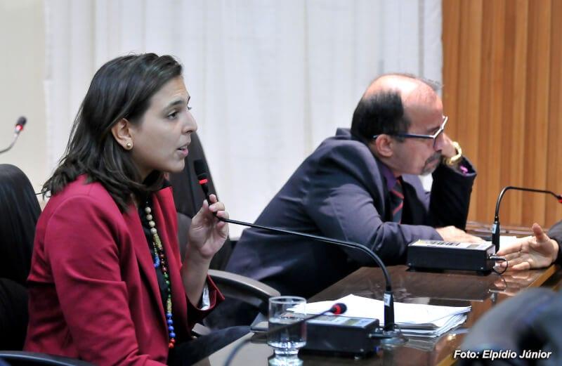 MPE recomenda que contas de Natália sejam rejeitadas