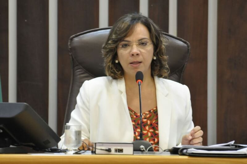 Deputada Larissa Rosado reivindica ações do Governo para Baraúna