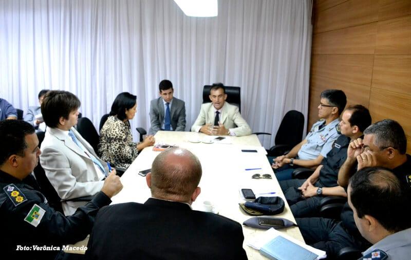 Câmara de Natal se reúne para discutir segurança pública do RN