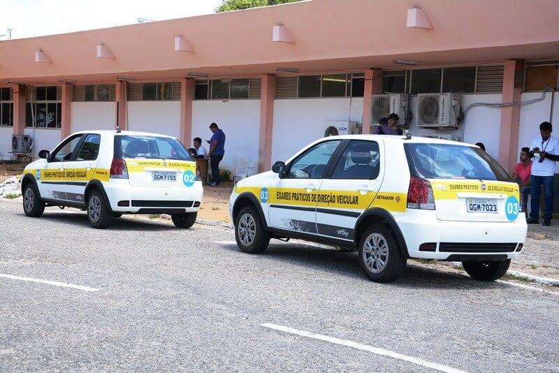Detran divulga cronograma de exames de direção veicular do mês de maio