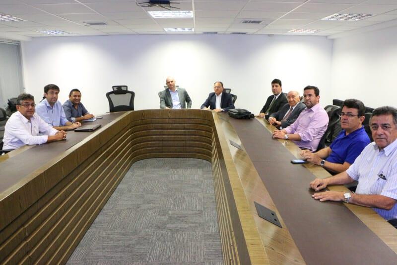 FEMURN se reúne com Sesed e solicita mais segurança nos municípios