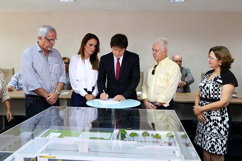 Governo investe R$ 2,5 milhões na construção do novo prédio do SINE